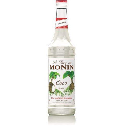 Syrop ORZECH KOKOSOWY Coconut Monin 700ml (3052910056322)