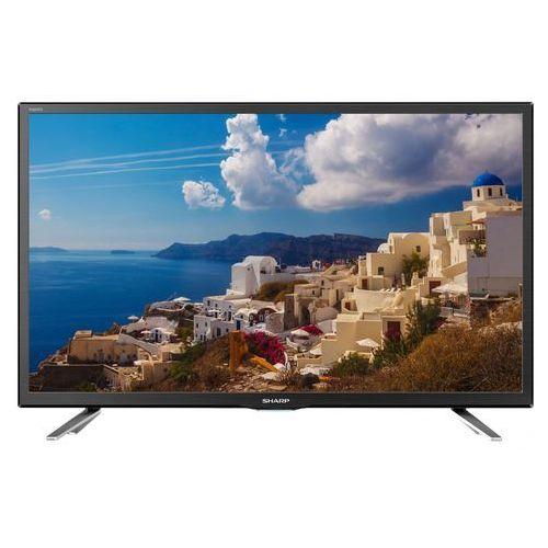 OKAZJA - TV LED Sharp LC-24CFG6132 - BEZPŁATNY ODBIÓR: WROCŁAW!