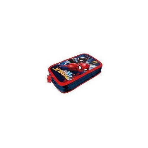 Piórnik z wyposażeniem 2 zamki Spider-Man (5901276079217)