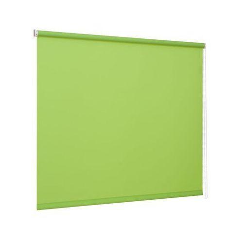 Roleta okienna mini 180 x 220 cm zielona marki Inspire