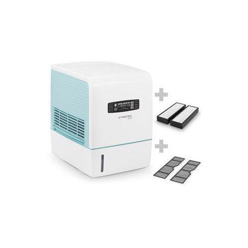 Trotec Nawilżacz oczyszczacz aw 20 s + filtr hepa (2-pak)+ filtr wstępny (2-pak)