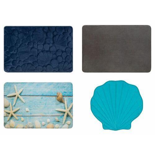 Miomare® dywanik łazienkowy 60 x 90 lub 70 x 75 cm, 1 sztuka