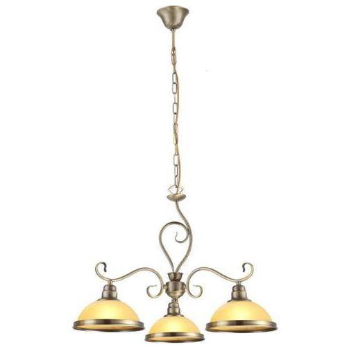 Lampa wisząca LIGHT PRESTIGE Classico 3 LP-6905/3P Patyna + DARMOWY TRANSPORT!, kolor Ecru