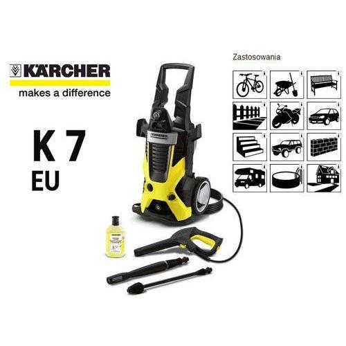 Karcher K7. Najniższe ceny, najlepsze promocje w sklepach, opinie.
