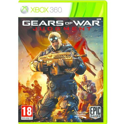 OKAZJA - Gears of War Judgment (Xbox 360)