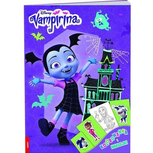 Vampirina Kolorowanka i naklejki - DPN33 (9788325328115)