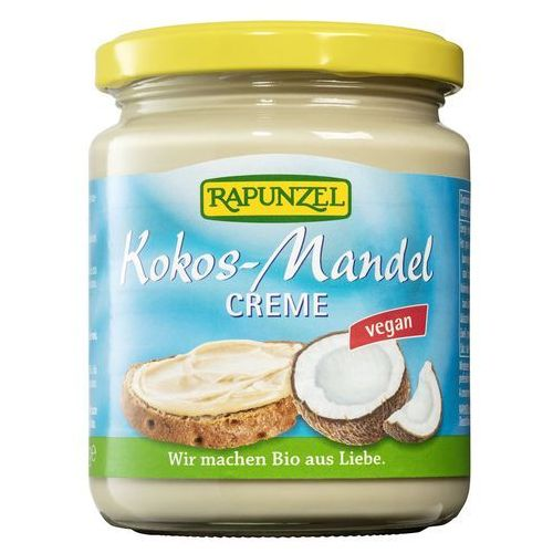 Krem kokosowo-migdałowy bio 250 g - rapunzel marki Rapunzel (kremy orzechowe, kostki, ketchupy, inne