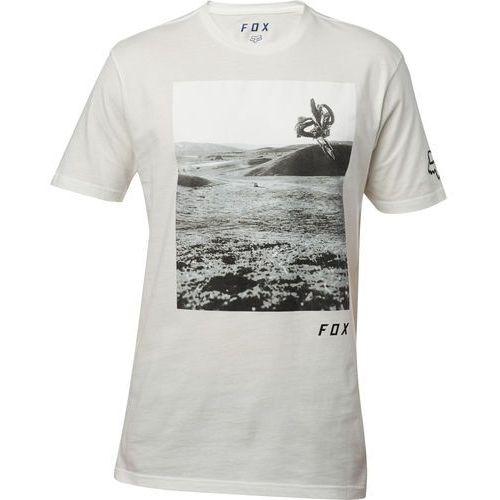koszulka męska picogram ss premium xxl biała marki Fox