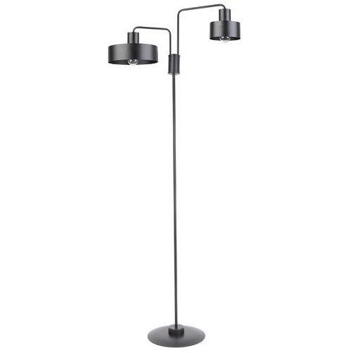 Lampa podłogowa Vasco 1 x 60 W E27 czarna