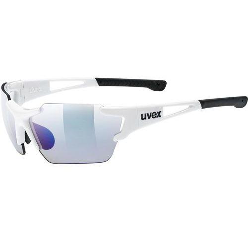 sportstyle 803 race vm okulary rowerowe small biały 2019 okulary sportowe marki Uvex