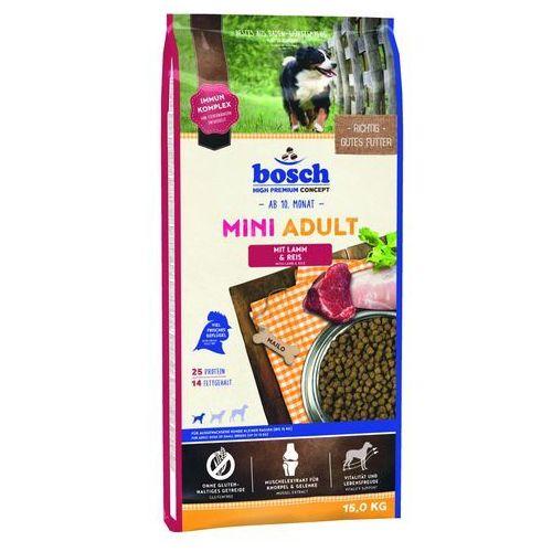 Bosch Karma adult mini lamb & rice 15kg 4015598013079 - odbiór w 2000 punktach - salony, paczkomaty, stacje orlen (4015598013079)