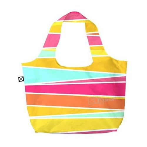 eco bags eco torba na zakupy 3w1 - cross colors marki Bg berlin