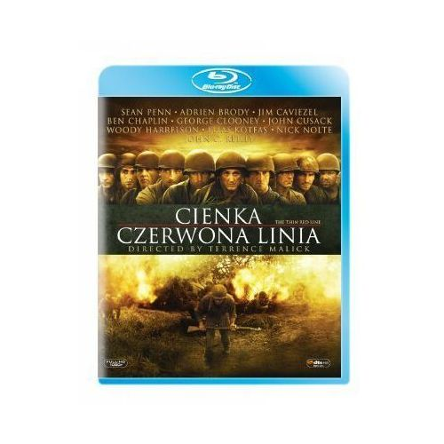 Film IMPERIAL CINEPIX Cienka czerwona linia The Thin Red Line (5903570067181)