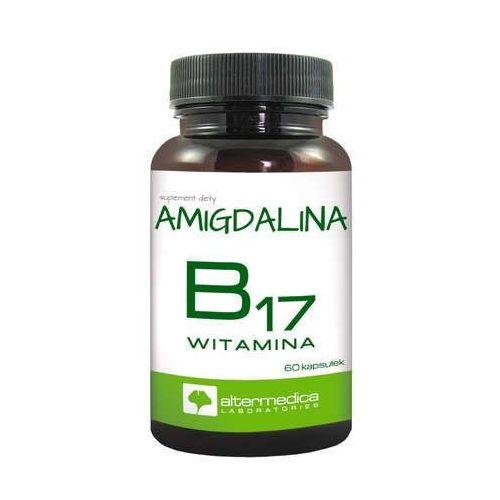 Kapsułki Witamina B17 Amigdalina x 60 kapsułek