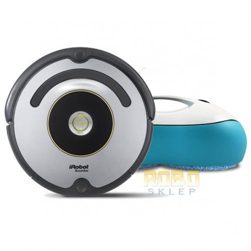 iRobot Roomba 616 + MoNeual EveryboT RS500