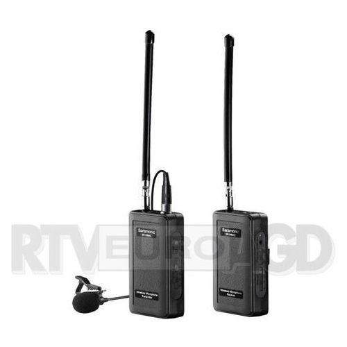 mikrofon bezprzewodowy z odbiornikiem sr-wm4 - produkt w magazynie - szybka wysyłka! marki Saramonic