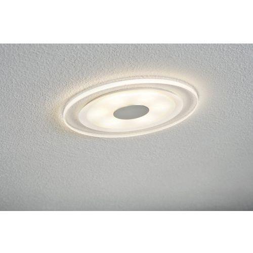 zestaw 3 wpustów sufitowych PREMIUM LINE WHIRL LED, PAULMANN 92543