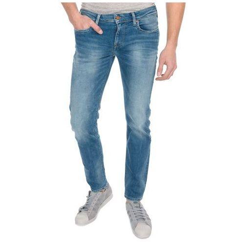 Pepe Jeans jeansy męskie Hatch 36/32 niebieski (8434538199967)