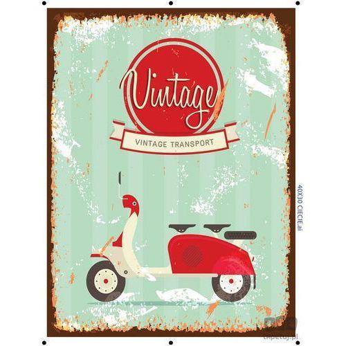 Consalnet Obraz vintage scooter 2 pt016t2