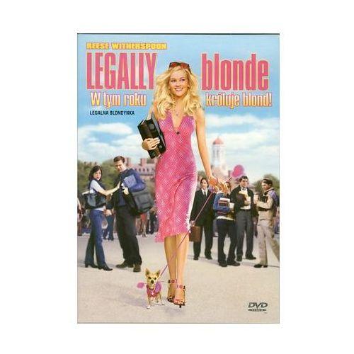 Legalna Blondynka (DVD) - Robert Luketic (5903570102677)