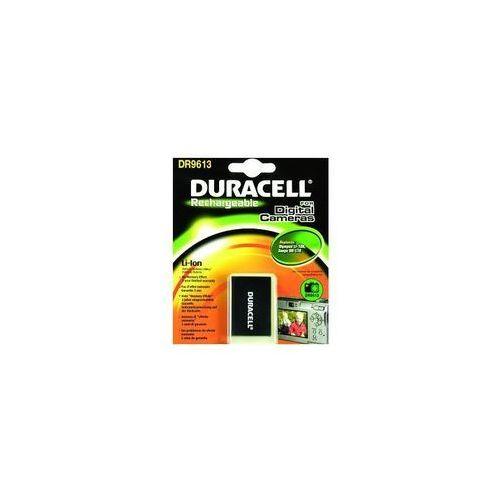 akumulator do aparatu 3.7v 1050mah 3.9wh dr9613, marki Duracell
