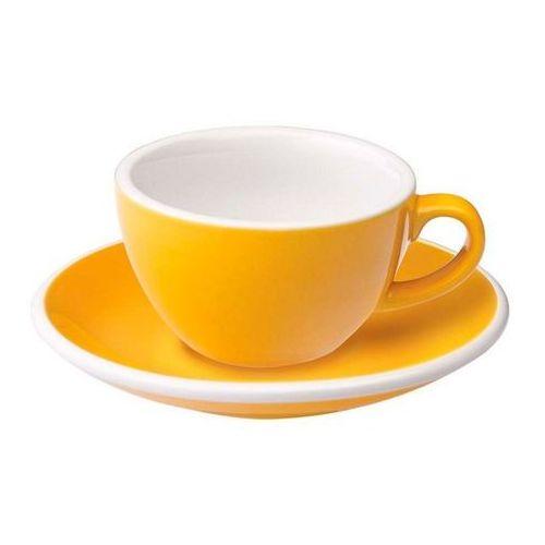 Loveramics EGG filiżanka Flat White 150 ml Yellow