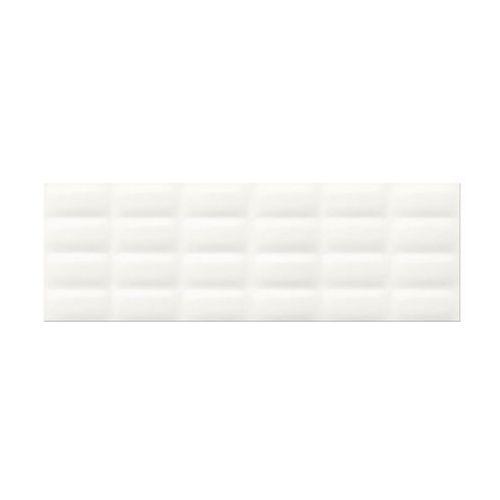 Cersanit Glazura bianca gloss 24 x 74 (5902115777240)