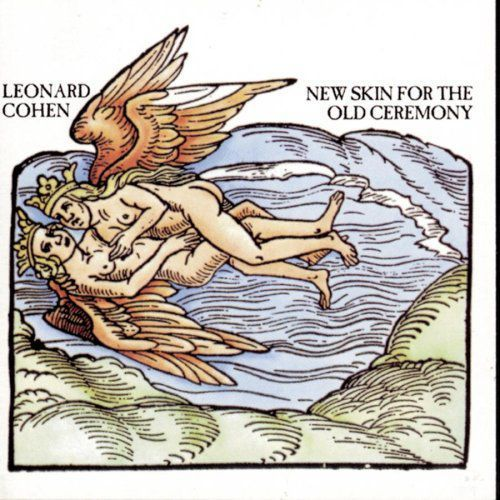 LEONARD COHEN - NEW SKIN FOR THE OLD CEREMONY (CD) (rock)