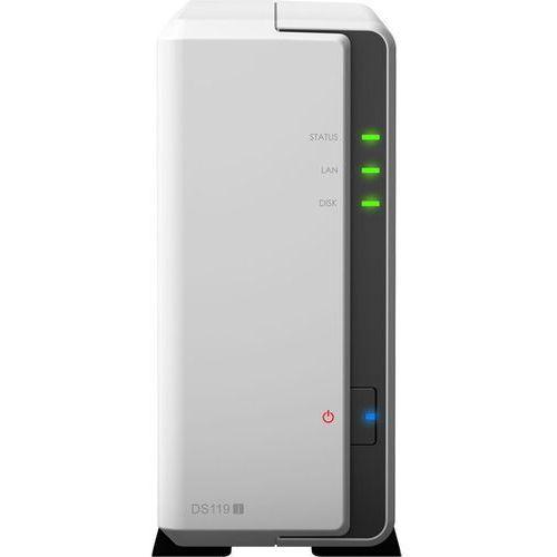 Serwer NAS SYNOLOGY DiskStation DS119j (4711174723003)