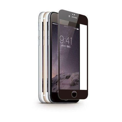 Szkło hartowane dla iphone 6 na cały ekran  perfect glass - czarny/czarny marki Jcpal