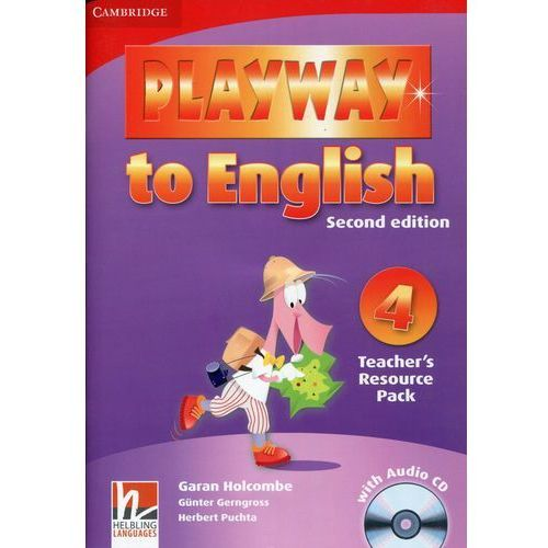 Playway to English 4 2nd Edition Teacher's Resource Pack + CD (2009)