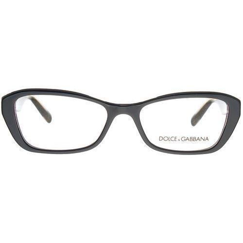 Dolce & gabbana 3168 2737 okulary korekcyjne + darmowa dostawa i zwrot marki Dolce&gabbana