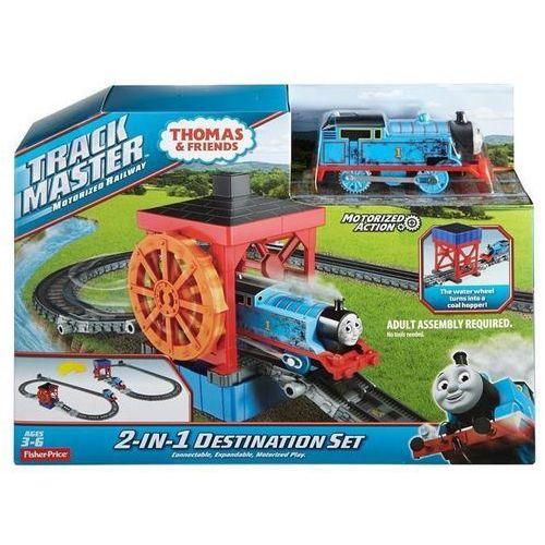 Mattel Tomek i przyjaciele track master zestaw startowy 2 w 1, kategoria: kolejki i tory dla dzieci