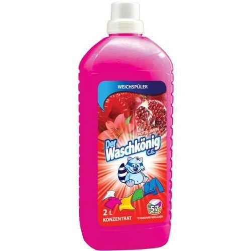 Waschkonig płyn do płukania tkanin waschkonig rotblumen 2 l