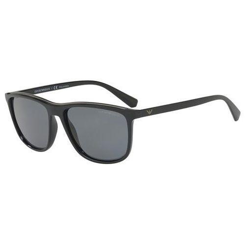 Emporio armani Okulary słoneczne ea4109 polarized 501781