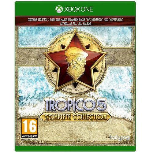 Tropico 5 (Xbox One). Najniższe ceny, najlepsze promocje w sklepach, opinie.