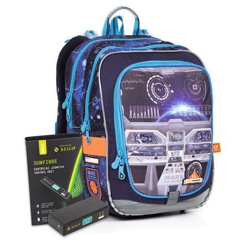 Plecak szkolny Topgal ENDY 17003 BATTERY B (8592571011414)