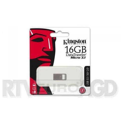 Kingston Data Traveler Micro 3.1 16GB USB 3.1 Gen1, DTMC3/16GB