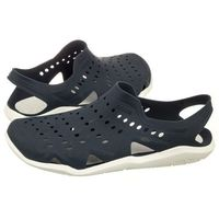 Sandały swiftwater wave m navy/white 203963-462 (cr148-a) marki Crocs