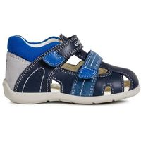 Geox sandały chłopięce kaytan 21 niebieski (8058279815629)