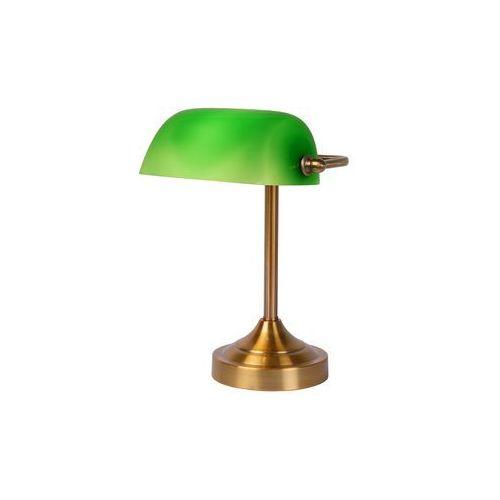 Lucide Banker - lampka biurkowa zielony (5411212174031)