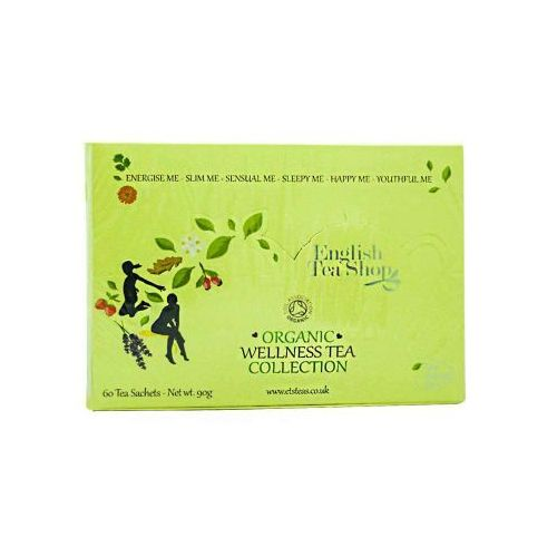 English tea shop Ets wellness collection 60 saszetek