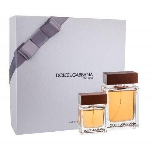 Dolce&Gabbana The One For Men zestaw Edt 100ml + Edt 30ml dla mężczyzn (7775562264094)