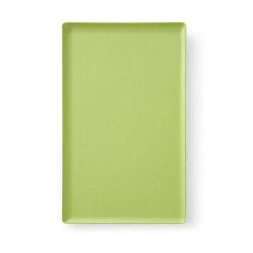 Taca z melaminy gn 1/2 zielona marki Fine dine