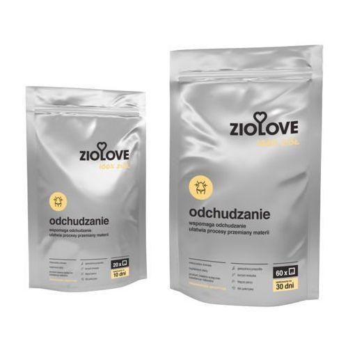odchudzanie - herbatka ziołowa marki Ziolove