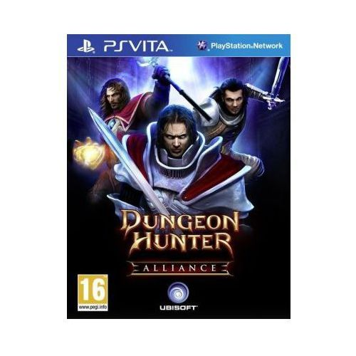 Dungeon Hunter Alliance (PSV)