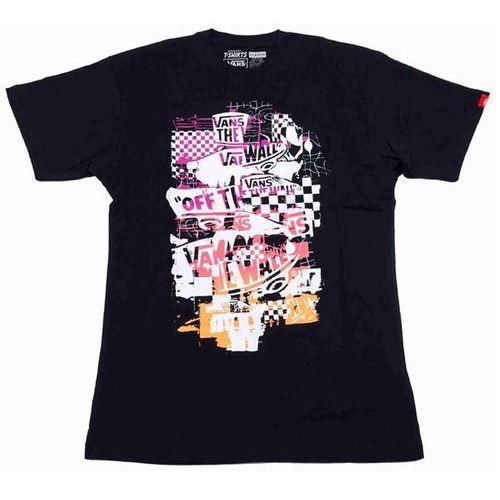 koszulka VANS - Otw Checker Blaste Black/Gradient (H7F) rozmiar: S, 1 rozmiar