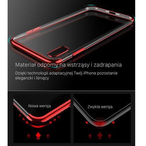 E-webmarket Etui pro reflex dla iphone 7 plus - czerwone - czerwony \ iphone 7 plus