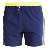 Speedo SPORT Szorty kąpielowe navy/lime punch/usa charcoal, kolor niebieski