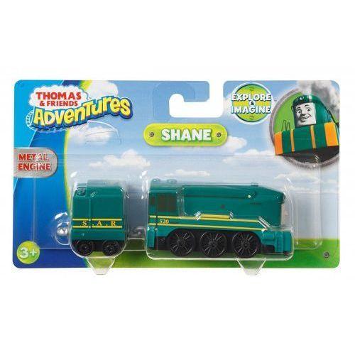 Fisher Price Duża lokomotywka Tomek i Przyjaciele Adventures - Shane